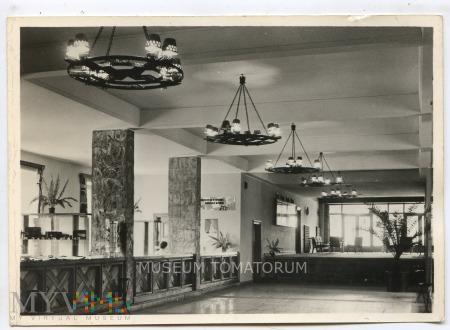 Zakopane - Dom Turysty - lata 60-te