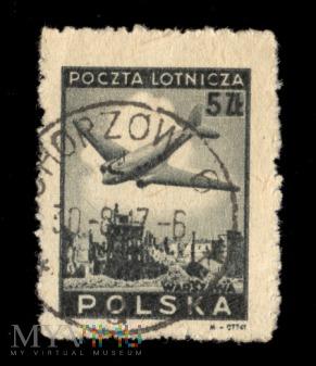Poczta Lotnicza PL 428-1946