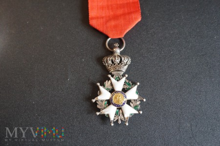 Order Legii Honorowej Krzyż Kawalerski 1814 -1830