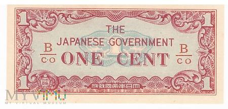 Birma - 1 cent (1942)