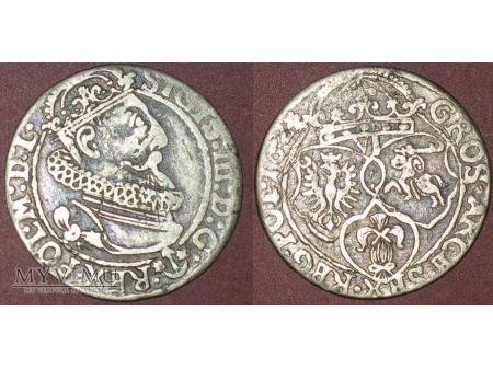 1624 szóstak koronny Zygmunt III Waza Kopicki 1259