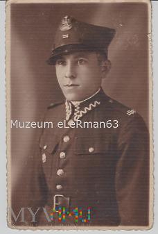 Kapral 38 PPSL. Przemyśl. 16.10.1938 r.