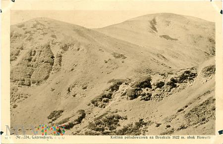 Czarnohora - kotlina polodowcowa, Breskuł (Nr 224)