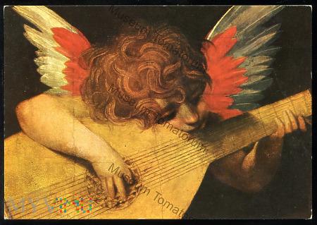 Fiorentino - Muzykujący anioł (amor)