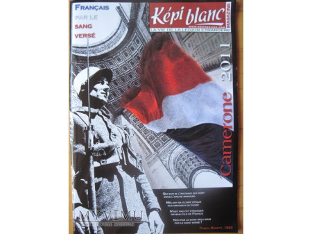 Kepi Blanc 96
