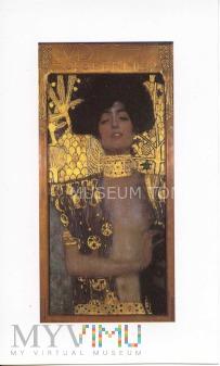 Judyta z odciętą głową Holofernesa - Klimt