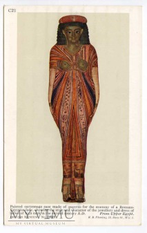 Egipt - mumia