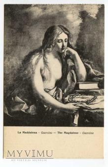 Guercino - Magdalena