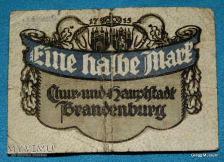 1/2 Mark 1920 (Notgeld)