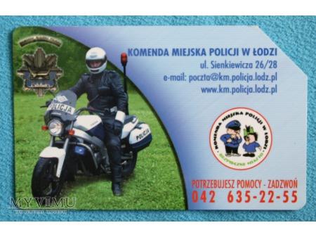 Komenda Miejska Policji w Łodzi