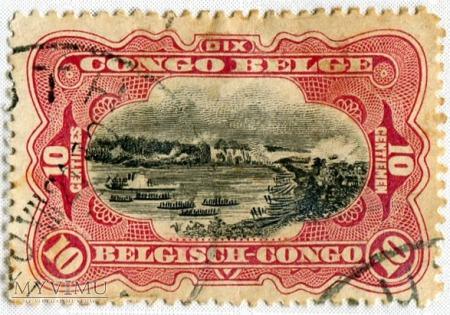 Kongo Belgijskie Congo Belge nr 65