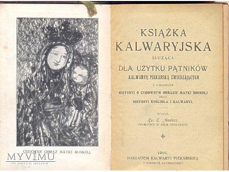 Ksiązka Kalwaryjska