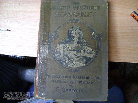książka lekarska