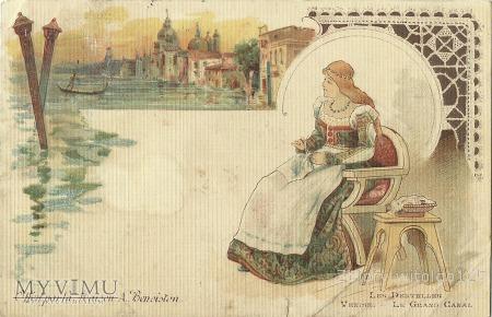 Włochy - Wenecja - 1907