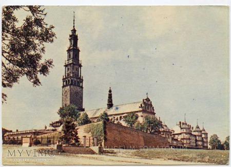 Częstochowa Jasna Góra 1966