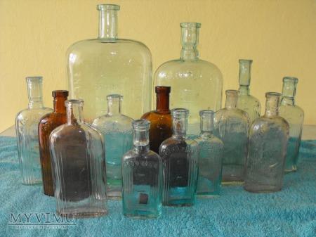 Butelki apteczne firmy GRODZISK
