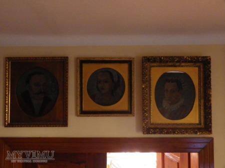 h.Jastrzębiec-portret nieznanego szlachcica