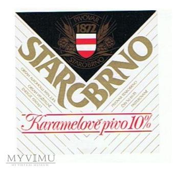 starobrno karamelové pivo 10%