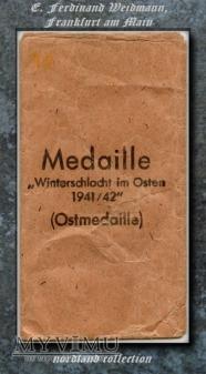 Koperta do Ostki (Wiedmann)