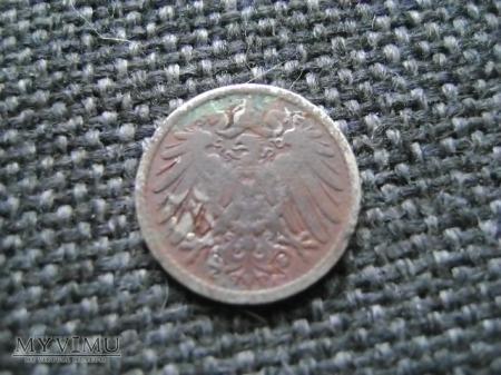 5 pfennigów 1897