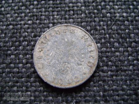 10 pfennigów 1942 F