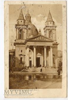W-wa - Kościół św. Aleksandra - 1920-te