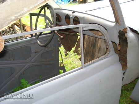 Opel kadett wrak