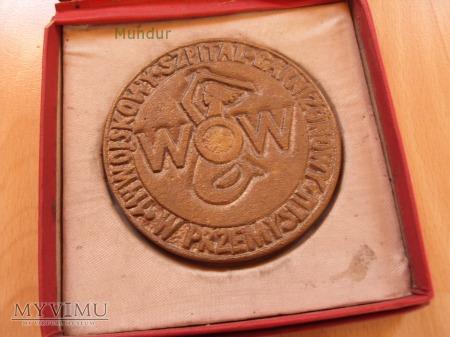 Medal pamiątkowy 30 lat Wojskowego Szpitala
