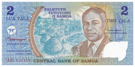 Samoa - 2 tala (1990)