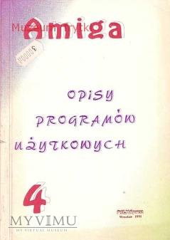 AMIGA opisy programów
