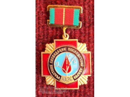 Medal za Czarnobyl