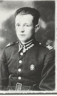 Plutonowy Stanisław Białach 25 Pulku Ulanow Wielk.