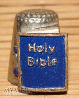 Naparstek z Biblią