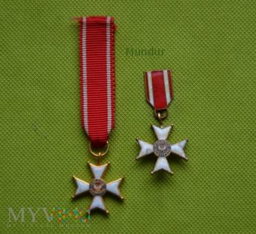 Order Odrodzenia Polski - miniaturki