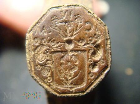 Pieczęć herbowa Machendeiner