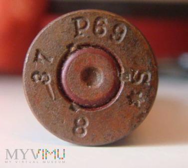 Łuska 7,92x57 Mauser 1937r. P69