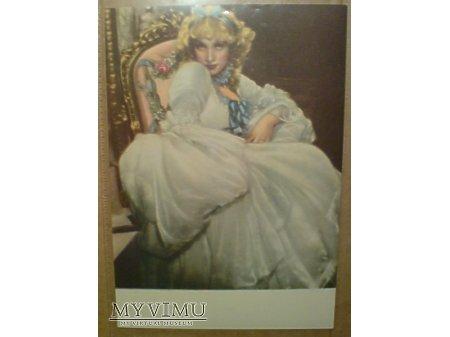 Duże zdjęcie Marlene Dietrich Caryca Katarzyna II Imperatorowa