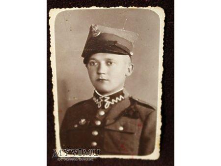 Dziadka przyjaciel z wojska