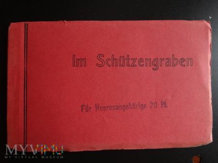 Duże zdjęcie Im Schützengraben czyli w okopach
