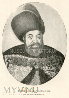 Bazyli - Hospodar mołdawski