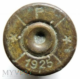 Łuska 7,92 x 57 Mauser P/*/1925/*/