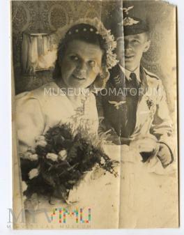 Stare zdjęcie ślubne 1930/1940