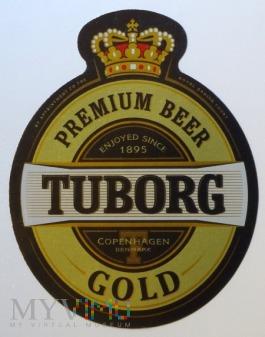 Tuborg, gold