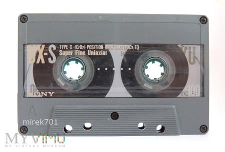 Sony UX-S 100 kaseta magnetofonowa