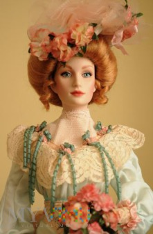 125 Anniversary Bridesmaid, seria Gibson Girl