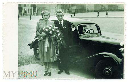 Elegancko ale skromnie 1951