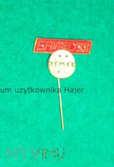 TEMED Salmed 88 - odznaka