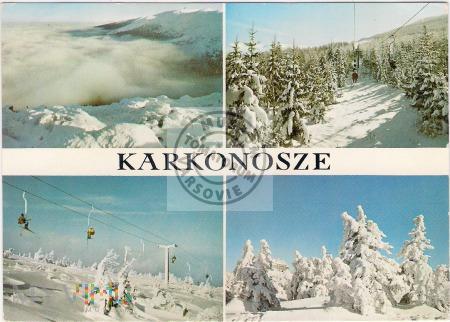 Karkonosze - 1972