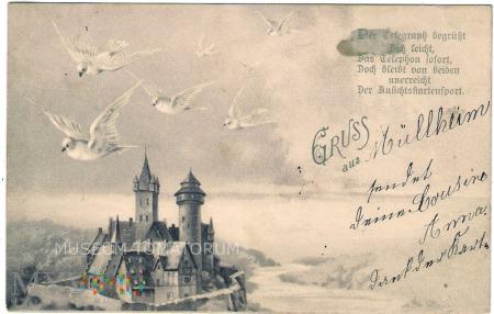 Pozdrowienia z Müllheim - 1900