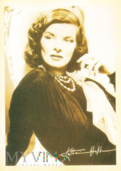 Duże zdjęcie Katharine Houghton Hepburn
